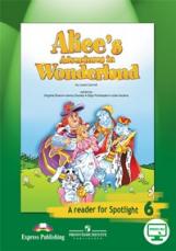 Ваулина. Английский язык. Английский в фокусе. 6 класс. КДЧ. Alice Adventures in Wonderland.