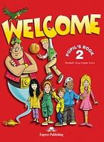 Welcome 2. Pupil's Book. Beginner. Учебник