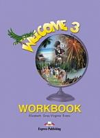 Welcome 3. Workbook. Beginner. Рабочая тетрадь