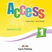 Access 1. Student's Audio CD. Beginner. (International). Аудио CD для работы дома